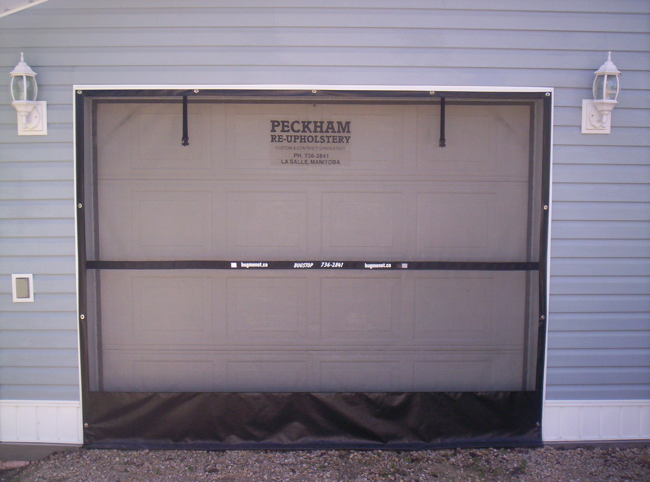 makeover that door screens subject lifestyle been screen patent of has the reinvents a garage